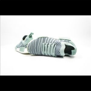 detailed pictures 072f4 a89a0 Adidas Womens NMDR1 STLT Primeknit Ash GreenRaw SteelFtwr White ( CQ2031 )  adidas  Shoes - ADIDAS NMD-R1 STLT W CQ2031 ...